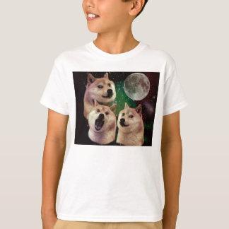 Dogemond - Dogeraum - Hund - Doge - shibe T-Shirt