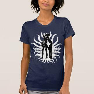 Dogge-Bolzen T-Shirt