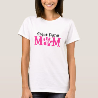 Dogge-Mamma-Kleid T-Shirt