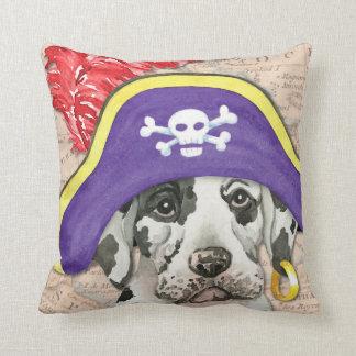 Dogge-Pirat Kissen