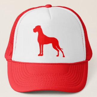 Dogge Trucker Mütze