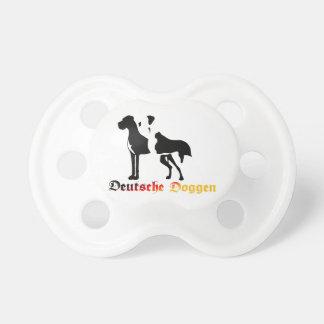 Doggen Schnuller