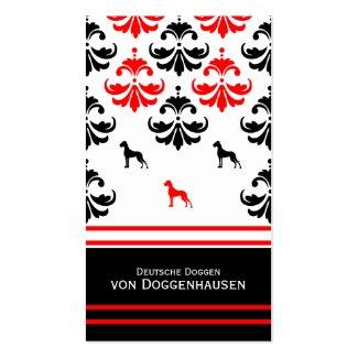 Doggen Visitenkarten