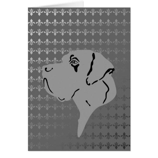 Doggenkarte Karte