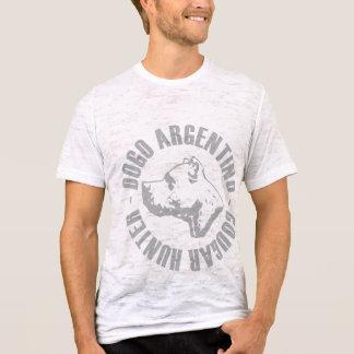 DOGO ARGENTINO PUMA-JÄGER T-Shirt