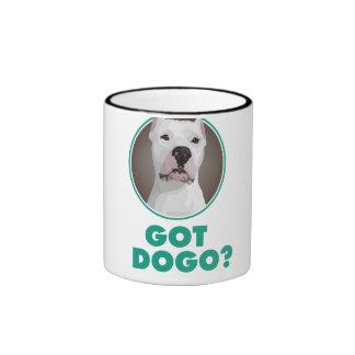 "Dogo Argentino Tasse - ""erhielt Dogo? """