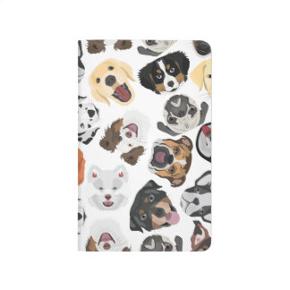 DogPattern01_02_B_Quadrat.ai Taschennotizbuch