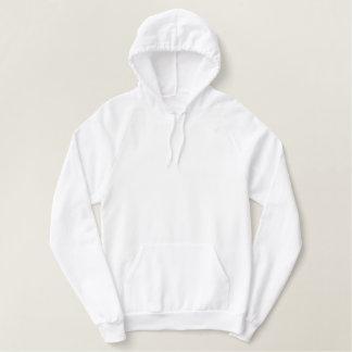 Dogue de bordeaux bestickter hoodie
