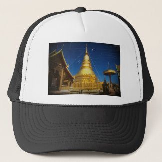 doi suthep Tempel am chiangmai Truckerkappe