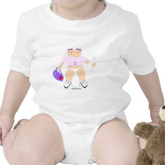 Doktor-Baby Baby Strampler