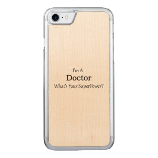 Doktor Carved iPhone 8/7 Hülle