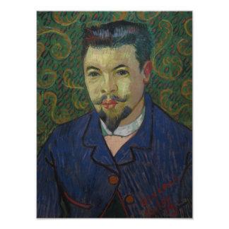 Doktor Felix Rey durch Vincent van Gogh Photo Druck