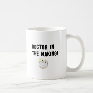 Doktor in der Herstellung Kaffeetasse
