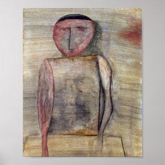 Doktor: Paul Klee 1930 Poster