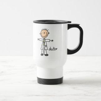 Doktor Strichmännchen Kaffee Haferl