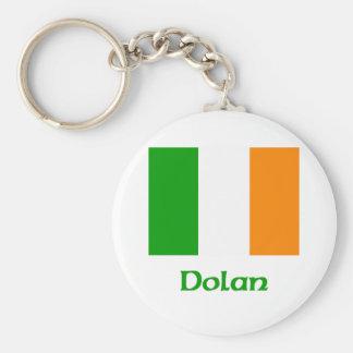 Dolan Iren-Flagge Schlüsselanhänger