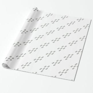 Dollar-Zeichen Geschenkpapier