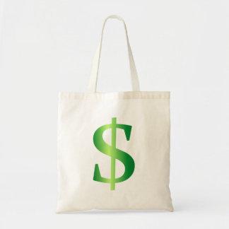 Dollar-Zeichen-Taschentasche Tragetasche