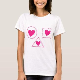 Dom-Durchmesser-DOS Namorados T-Shirt