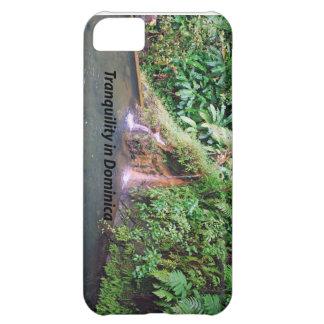 Dominica iPhone 5C Hülle