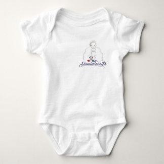 Dominicanita Bodysuit (Bild auf der Seite) Baby Strampler