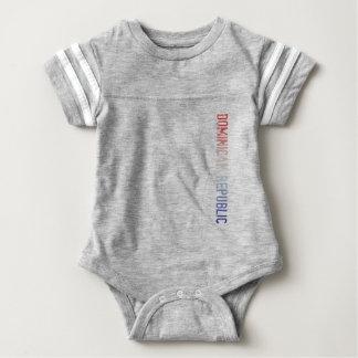 Dominikanische Republik Baby Strampler