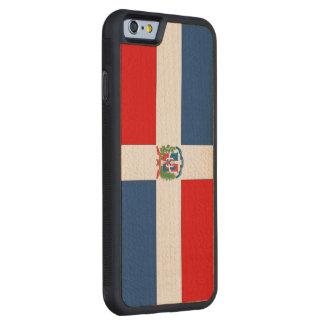 Dominikanische Republik Bumper iPhone 6 Hülle Ahorn