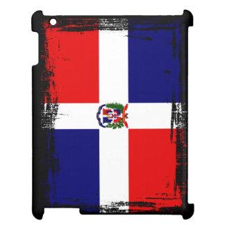 Dominikanische Republik-Flagge Hüllen Für iPad