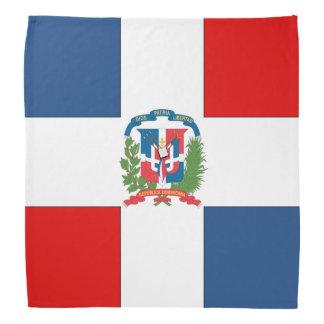 Dominikanische Republik-Flagge Kopftücher