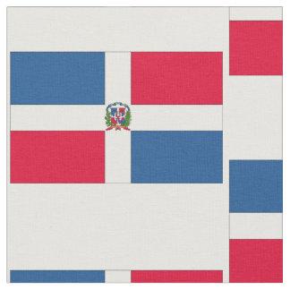 Dominikanische Republik-Flagge Stoff