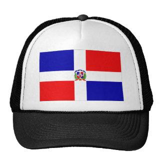 Dominikanische Republik-Flagge Truckermütze