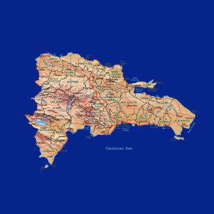 Dominikanische Republik Magnete Zazzlede