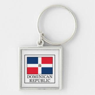 Dominikanische Republik keychain Schlüsselanhänger
