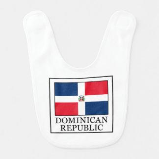 Dominikanische Republik Lätzchen