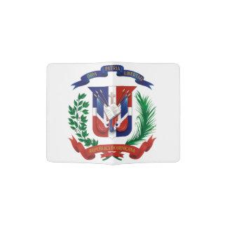Dominikanische Republik-Pass-Halter Passhülle