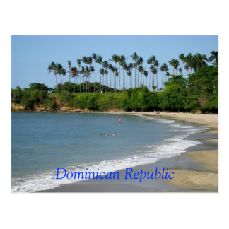 Dominikanische Republik-Postkarten Postkarte