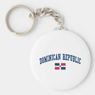 DOMINIKANISCHE REPUBLIK SCHLÜSSELANHÄNGER