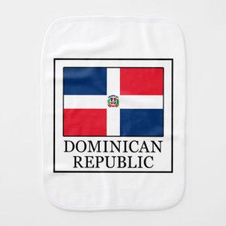 Dominikanische Republik Spucktuch