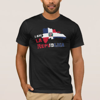 Dominikanische Republik-T - Shirt