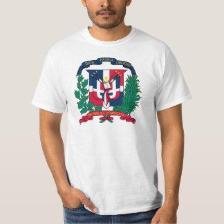 Dominikanische Republik-Wappen TUN Tshirts
