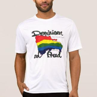 Dominikanisches stolzes T-Shirt