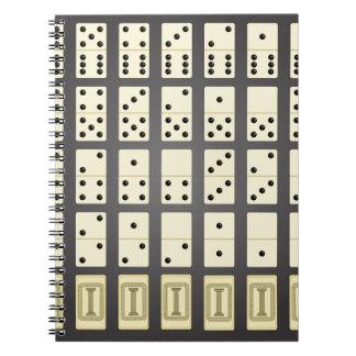 Domino Notizblock