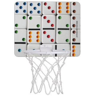 DominominiBasketballkorb Mini Basketball Ringe
