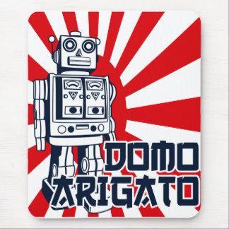 Domo Arigato Mauspads