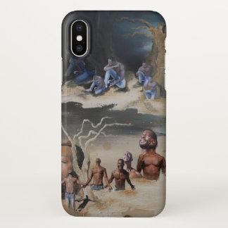 Don-Gießmaschinen-Reise iPhone X glatter Fall iPhone X Hülle