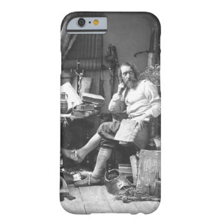 Don Quichote in seiner Studie Barely There iPhone 6 Hülle