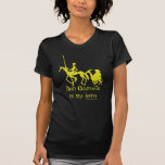 Don Quichote ist mein lustiger T - Shirt der grafi