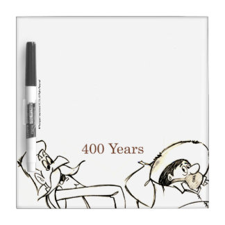 DON QUICHOTE u. SANCHO - 400 Jahre durch Cervantes Memo Boards