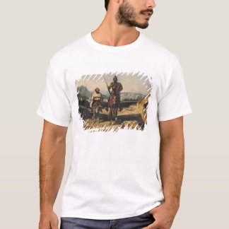 Don Quichote und Sancho T-Shirt
