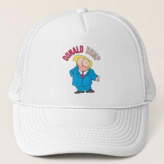 Donald-Hinterteil - Anti-Trumpf - Truckerkappe